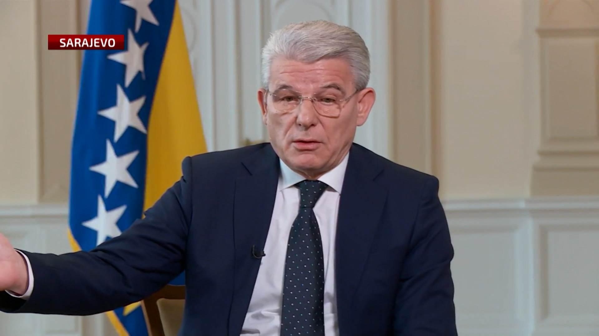 Džaferović u programu N1: Neka SNSD zadrži migrante, neka glasaju za njih