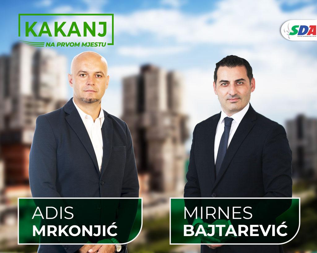 Adis Mrkonjić: Vođen idejom da zajedno s građanima kreiramo bolji ambijent za sve