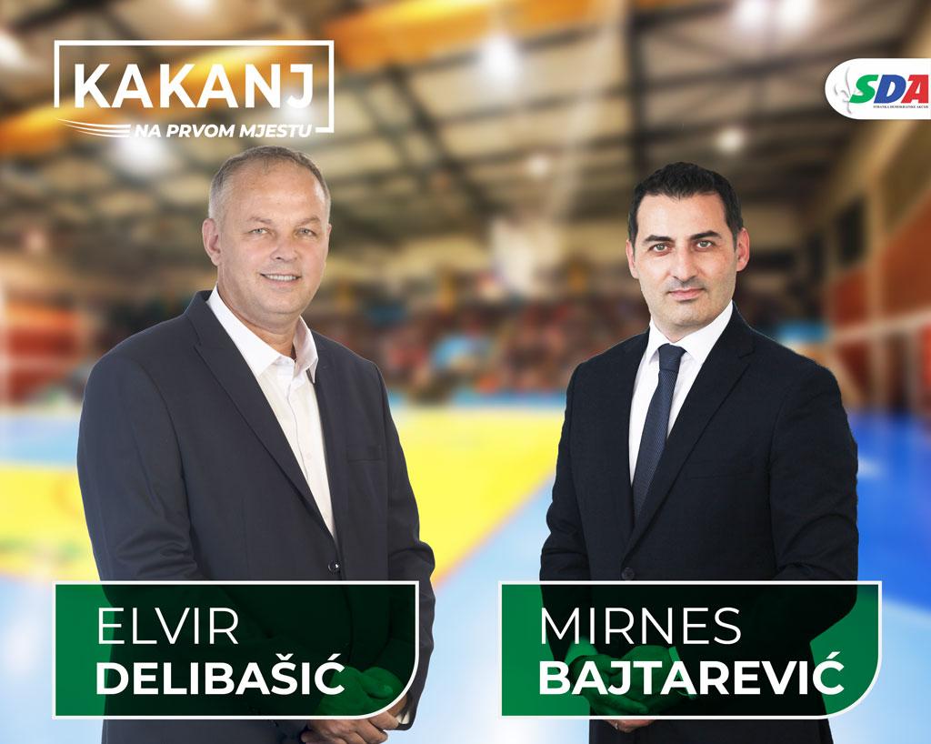 Elvir Delibašić: Sa ponosom sam nosio i nosim grb Kaknja na dresu našeg tima