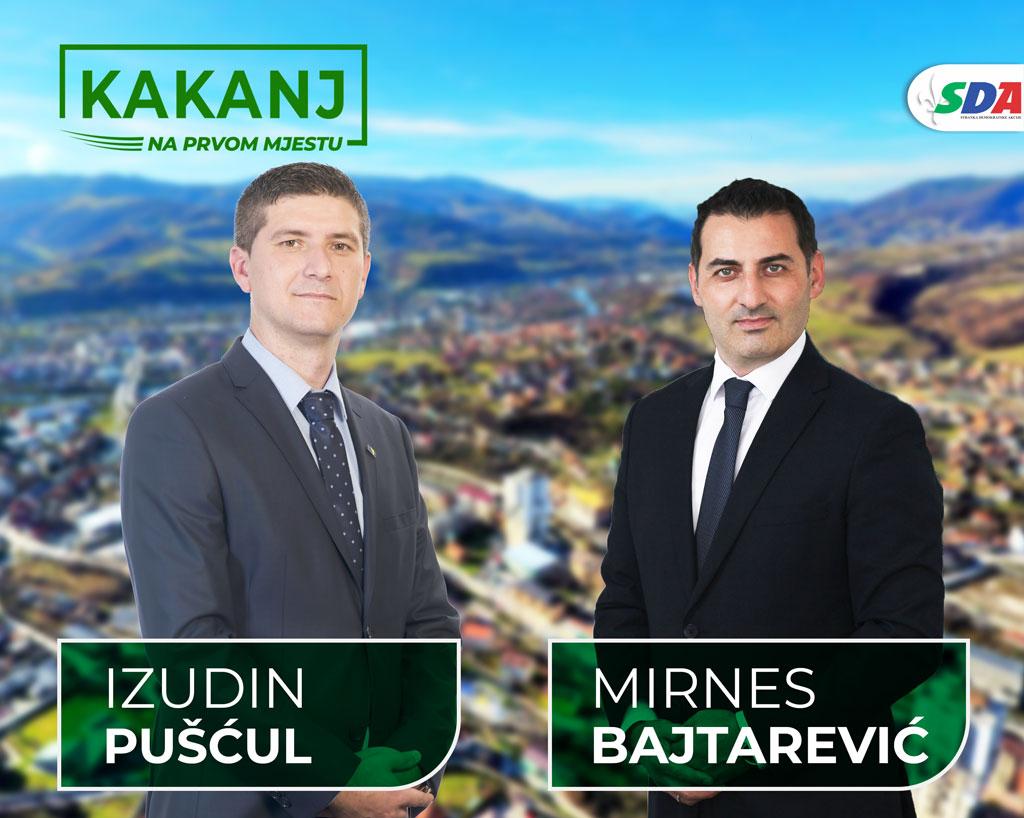 Izudin Pušćul: Mirnes Bajtarević kao kandidat posjeduje sve odlike pravog lidera i zaslužuje našu punu podršku