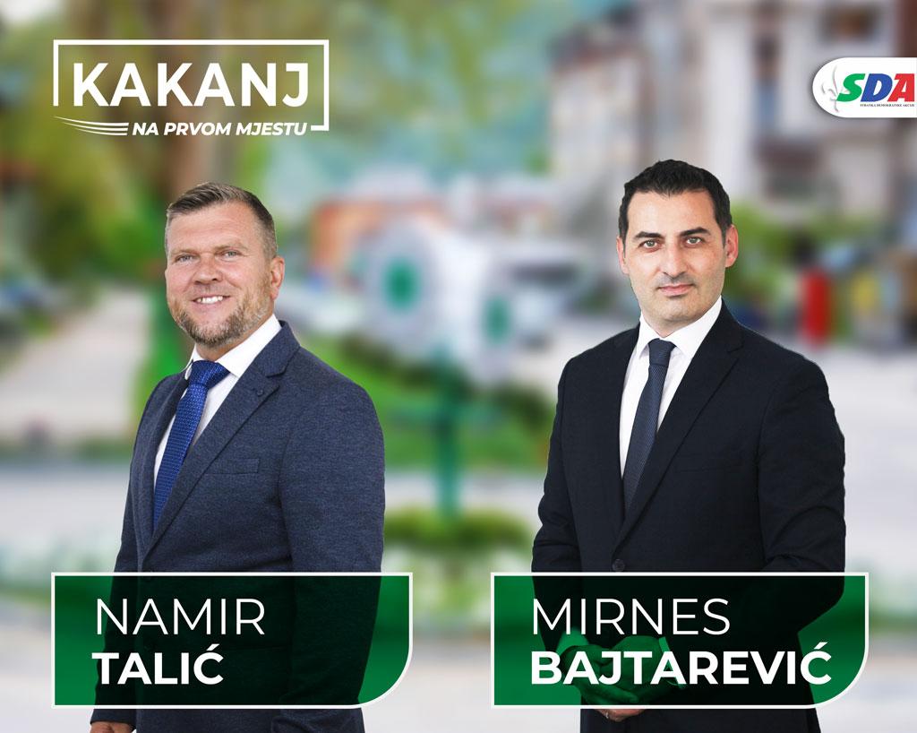 Namir Talić: Jednake šanse za sve stanovnike Kaknja
