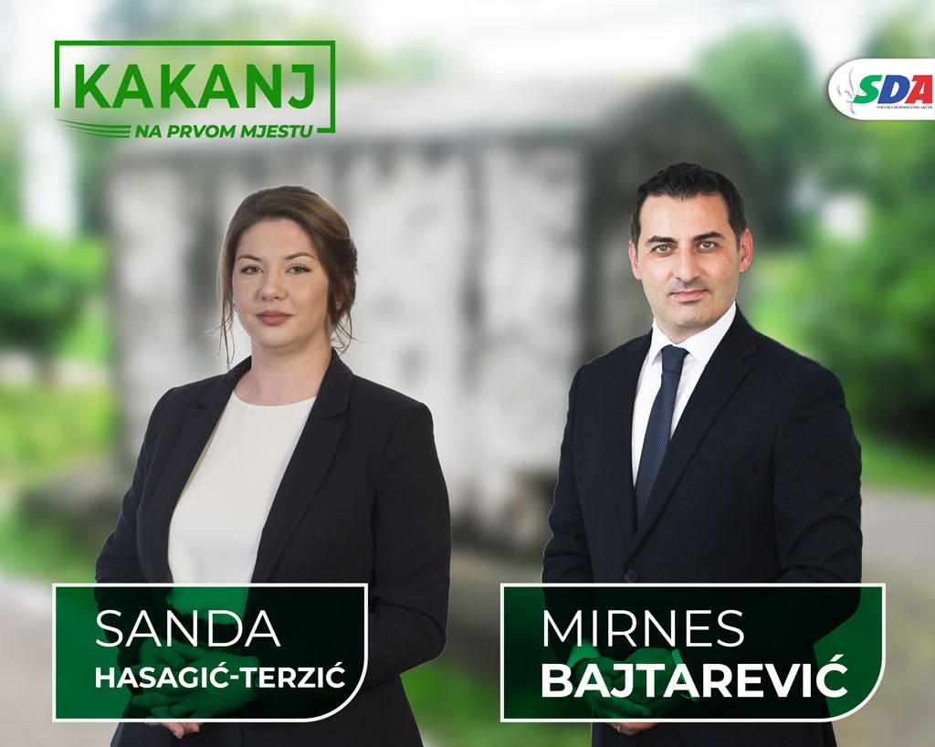 Sanda Hasagić-Terzić: Kao odličan poznavalac kulturoloških i historijskih prilika, Mirnes Bajtarević je osoba koja zna  prepoznati potencijale našeg grada