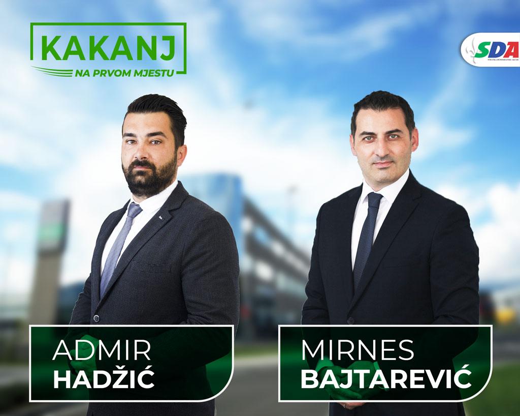 Admir Hadžić: Nastavak razvoja privrede u svim njenim sferama